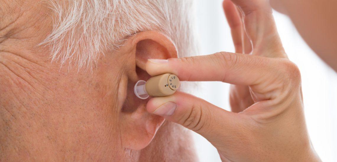 Utilisez correctement votre appareil auditif sur le site d'Audicentre