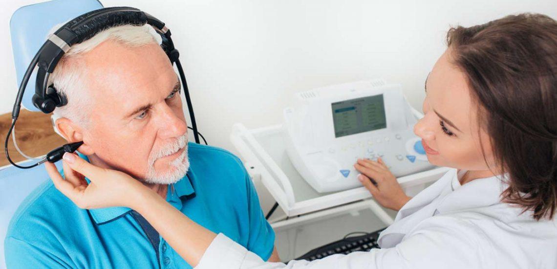 Presbyacousie ou perte d'audition, Audicentre est à votre service